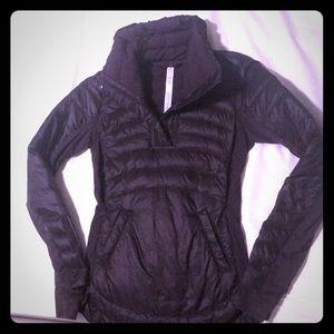 Lululemon puffer jacket size 2